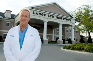 Dr. Lange and his flagship the Lange Eye Institute